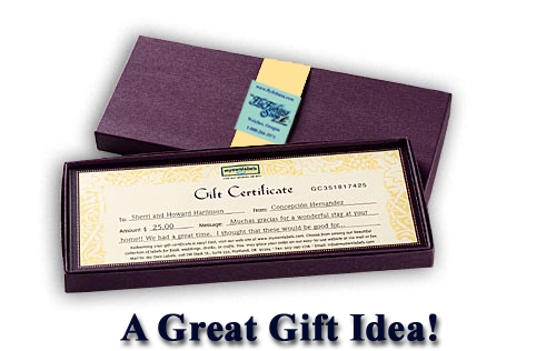 Gift Certificates for the Fly Fishing Shop